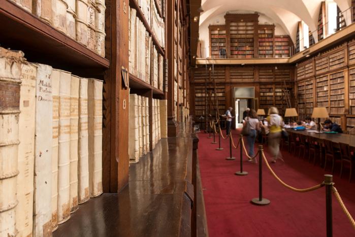 La bibliothèque patrimoniale renferme quelque 40 000 ouvrages rares (Photos Ville d'Ajaccio).