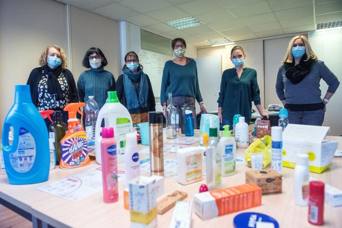 Les assistantes maternelles sensibilisées à la pollution domestique