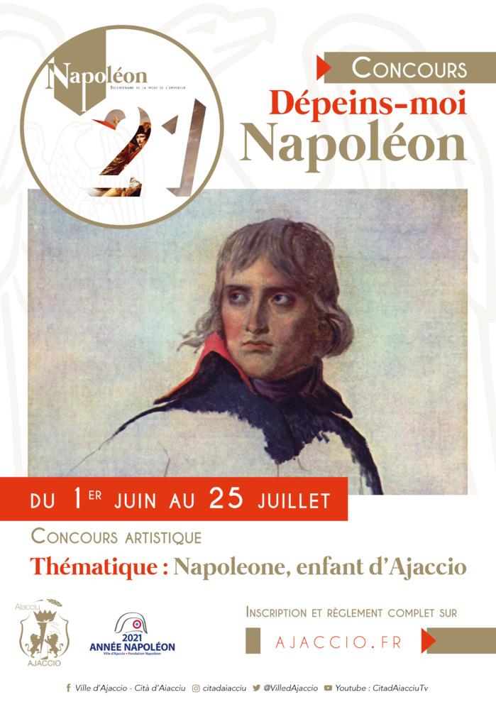 """Concours """"dépeins-moi Napoléon"""" 2021"""