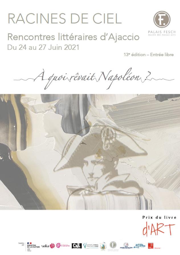 13è édition des rencontres littéraires d'Ajaccio Racines de ciel du 25 au 27 juin