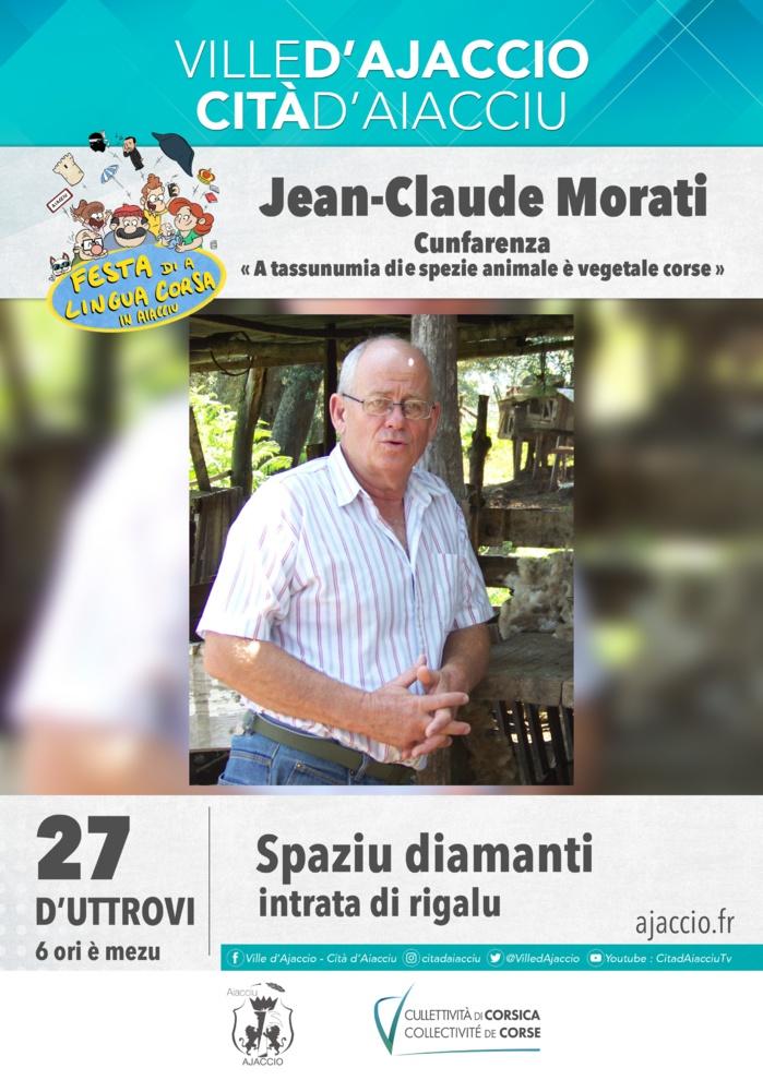 Cunfarenza di Jean Claude Morati