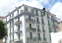Ravalement de l'immeuble 1 rue Del Pellegrino