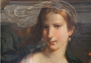 Mercredi 20 avril 15h Palais Fesch Visite contée : Folle escapade, pour écouter-voir des tableaux en quête d'histoires