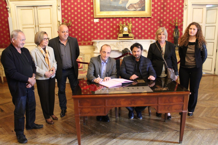 La Ville d'Ajaccio officialise le marché des producteurs place Foch chaque samedi