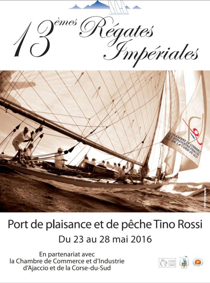 XIIIème édition des Régates Impériales du 23 au 29 mai