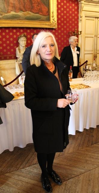 Christine Leonelli, conseillère en insertion à la Milo depuis 28 ans