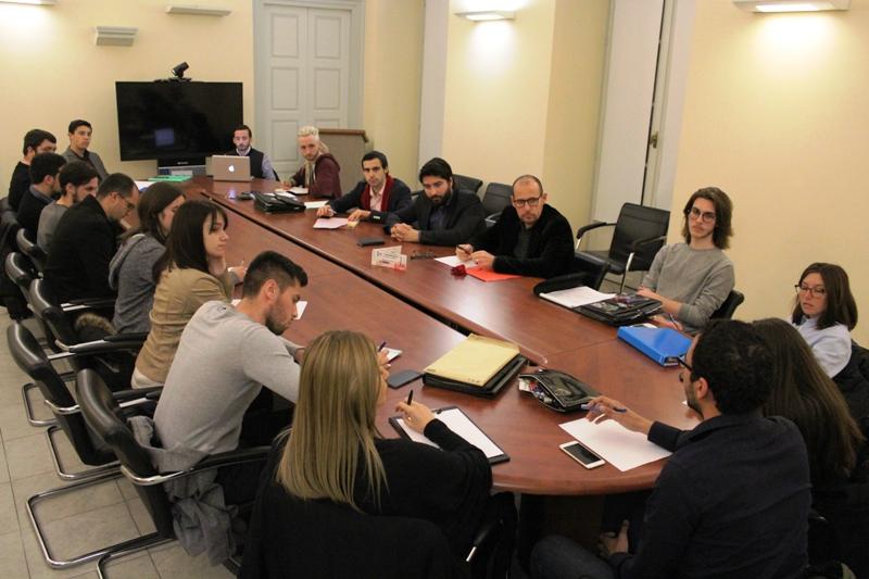Première commission technique pour le Conseil Municipal des Jeunes