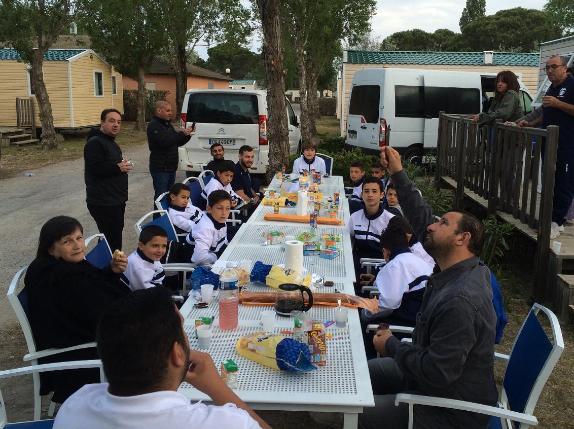 Echange culturel entre Aimargues et Ajaccio