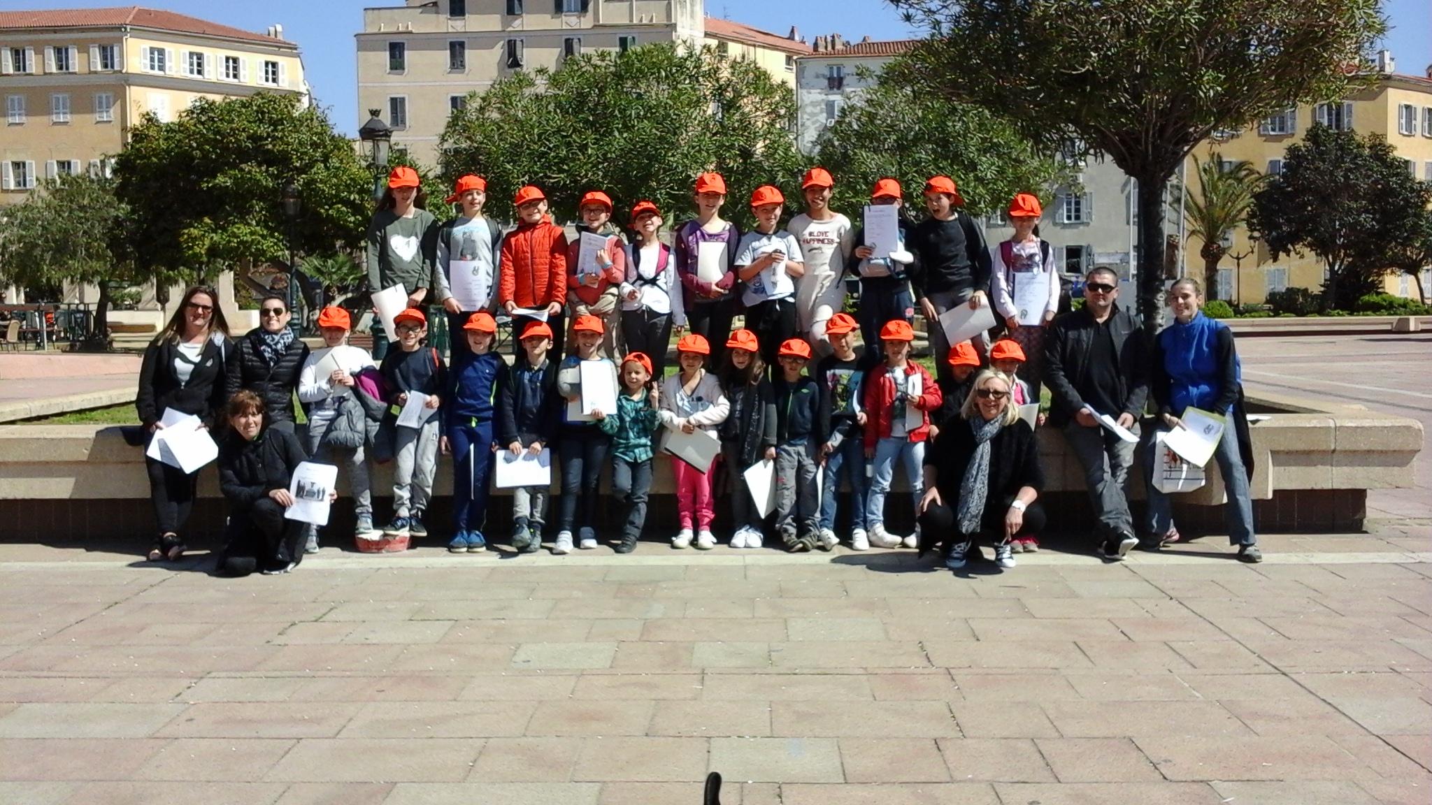 Festa di a lingua corsa in i centri