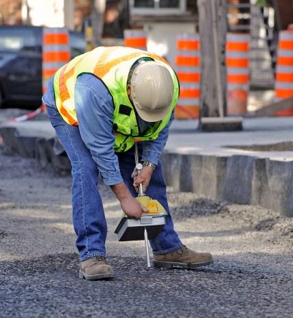 Programme pluriannuel de voirie réfection des trottoirs et chaussées