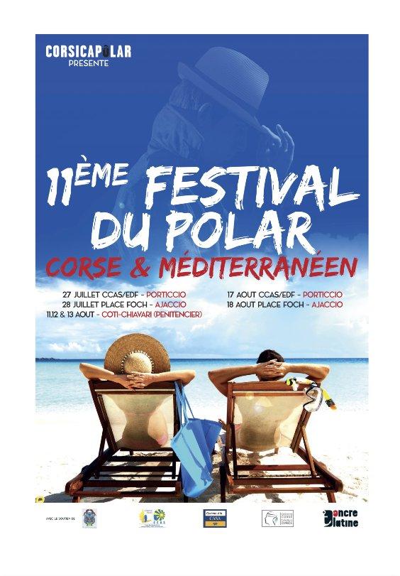 Festival du Polar Corse et méditerranéen