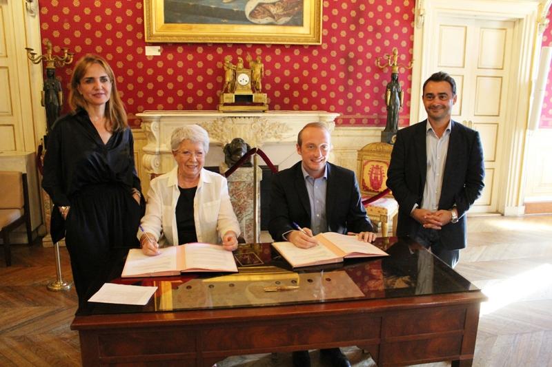 Le CCAS de la Ville d'Ajaccio et l'Association Corse des Personnes Âgées (A.C.P.A) ensemble contre la perte d'autonomie