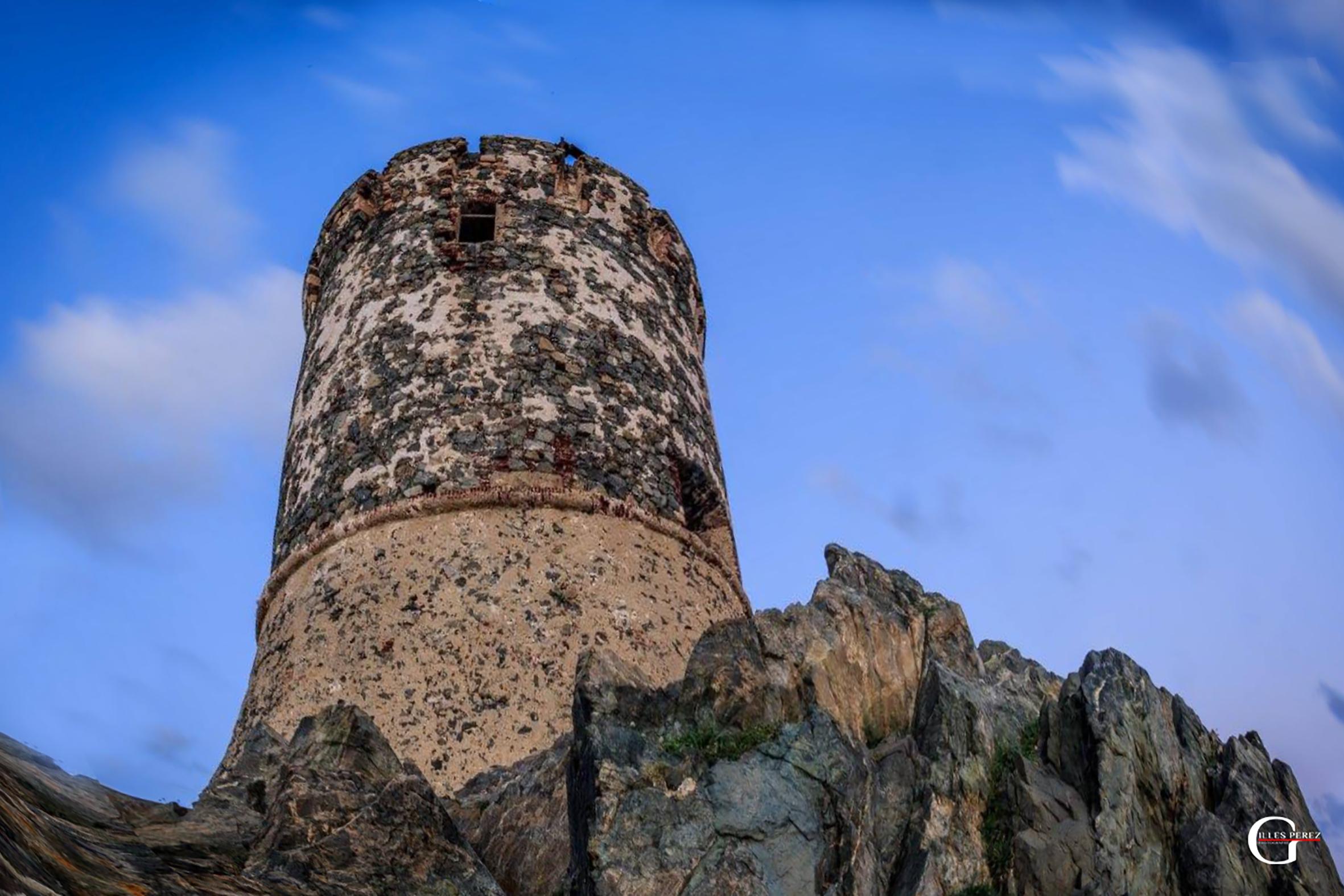 Visite commentée de la Tour de la Parata avec le Laboratoire Régional d'Archéologie