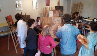 Ateliers de pratique artistique – Adultes