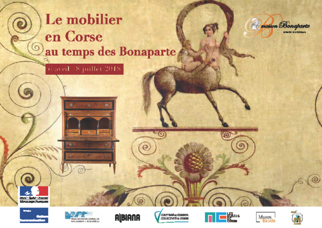 Conférence  « Le mobilier en Corse au temps des Bonaparte »