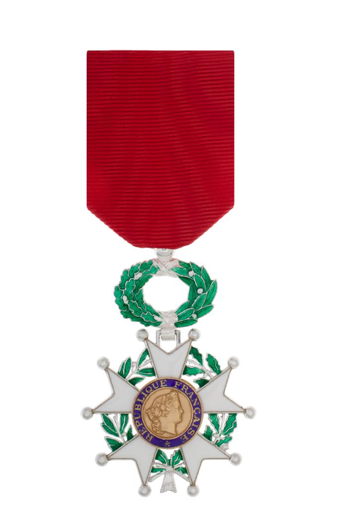 216 ème anniversaire de la création de la Légion d'Honneur le 19 mai à 19h Place Foch