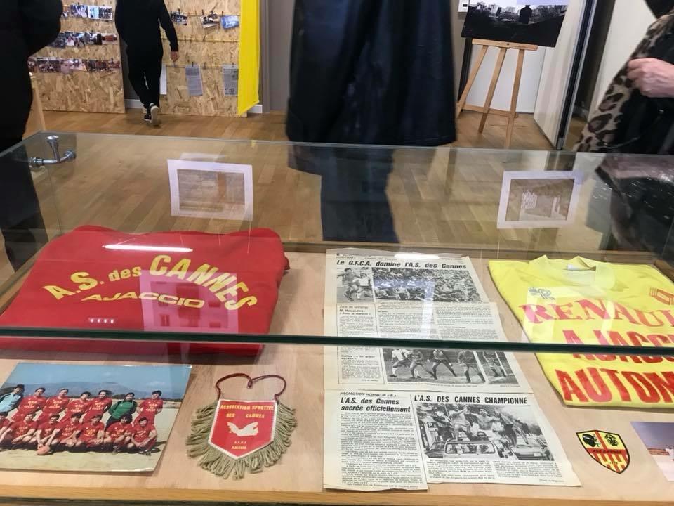 Le football dans l'histoire des Cannes