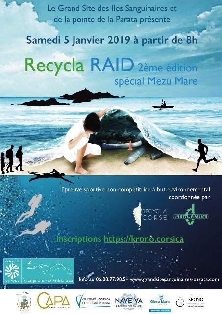 Lancement des inscriptions au Recycla Raid spécial Mezu Mare