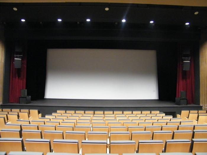 Cinéma à l'Espace Diamant - décembre