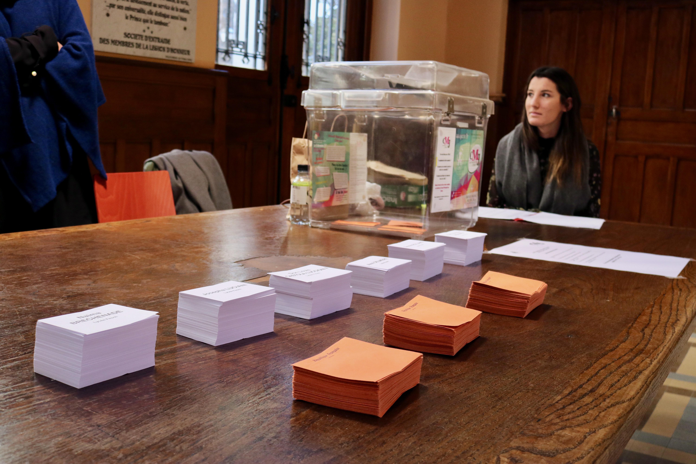 Résultats des élections du Conseil Municipal des Jeunes