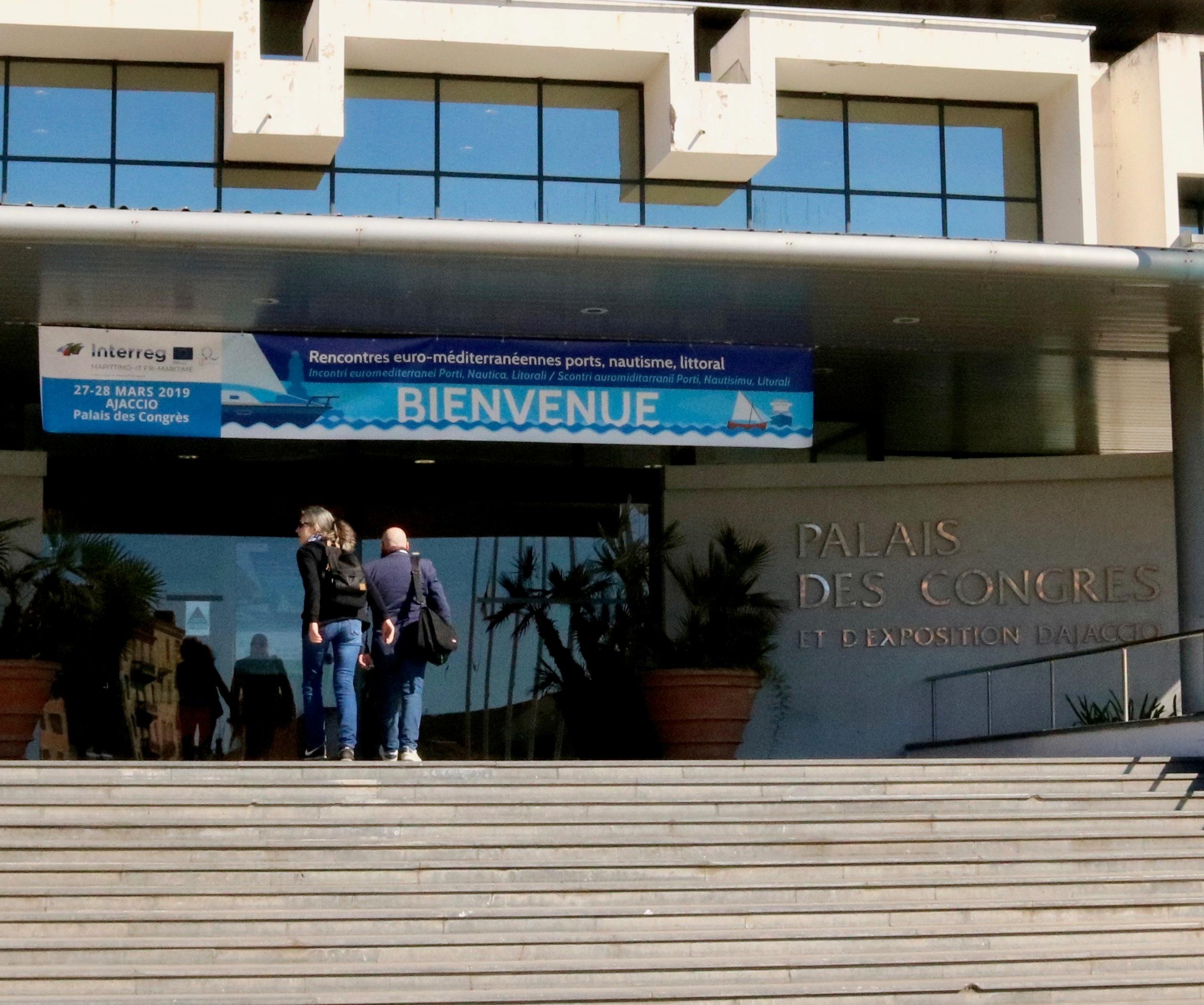 La question des croisières lors des Rencontres euro-méditerranéennes Ports, Nautisme et Littoral