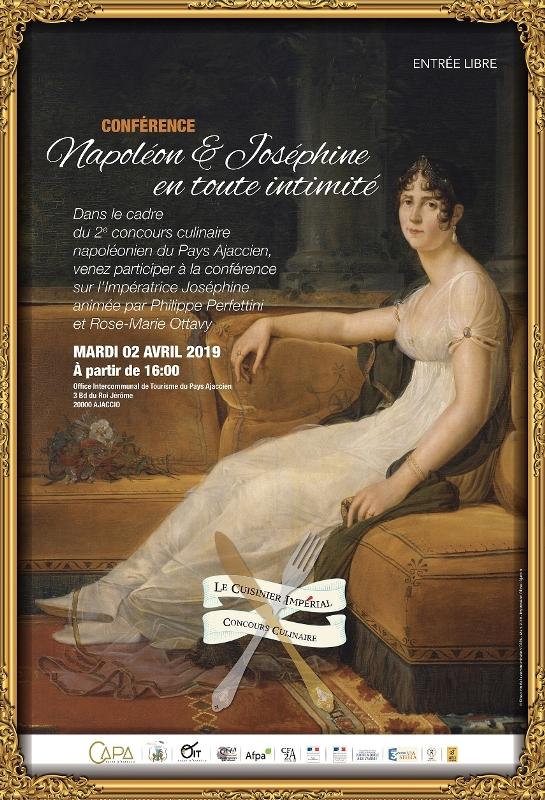 Napoléon & Joséphine en toute intimité