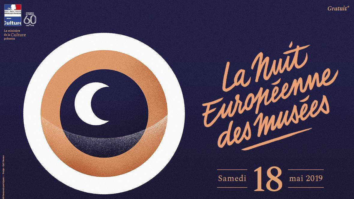 15e édition de la Nuit Européenne des musées