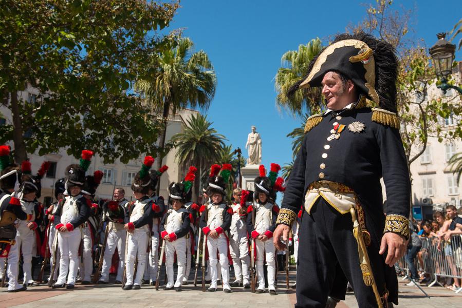 Journées Napoléoniennes 1769 – 2019 De Bonaparte à Napoléon Ier