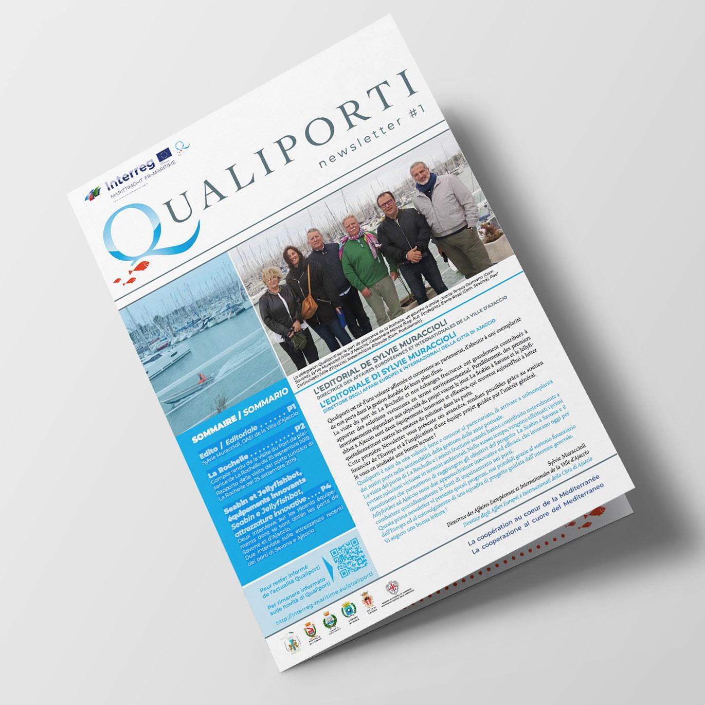 QUALIPORTI - Newsletter #1
