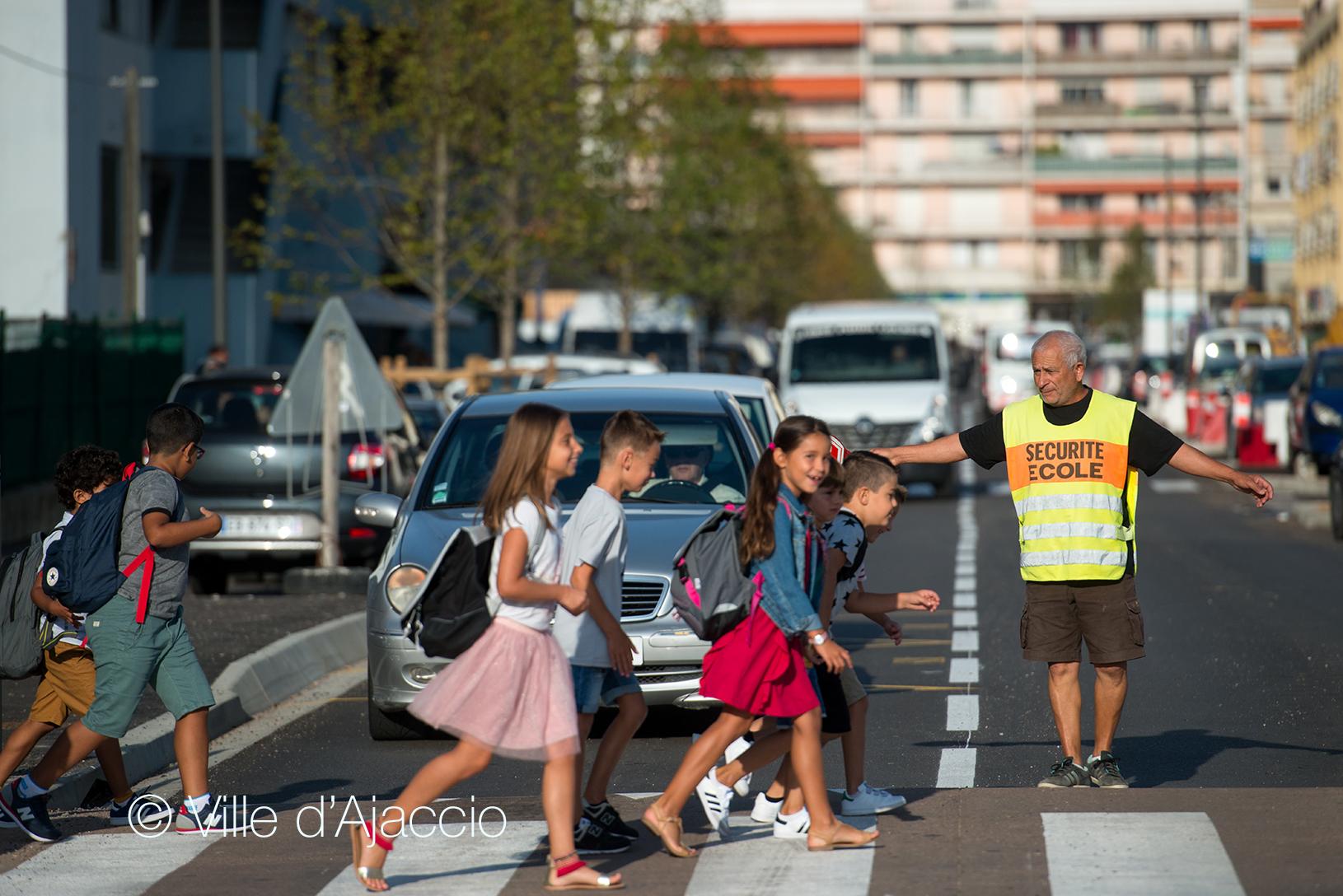 Lundi 22 juin, la Ville d'Ajaccio rouvre ses écoles élémentaires, maternelles et ses crèches