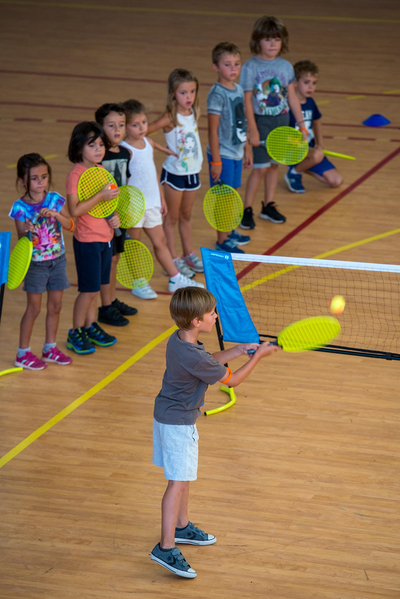 Fiche d'inscription, école municipale des sports