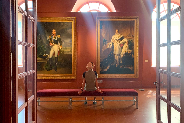 Expo : acquisitions et restaurations au Palais Fesch