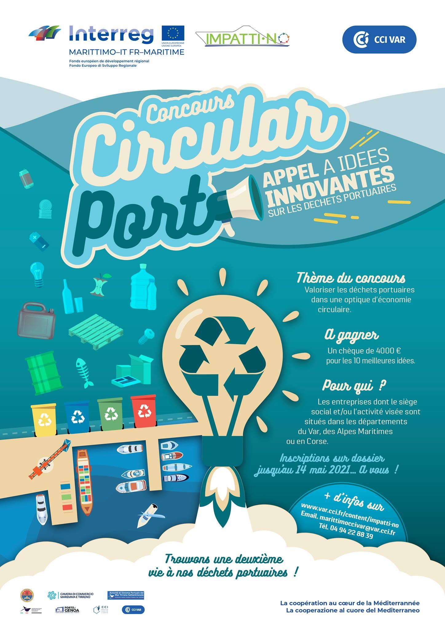 Concours « Circular Ports »