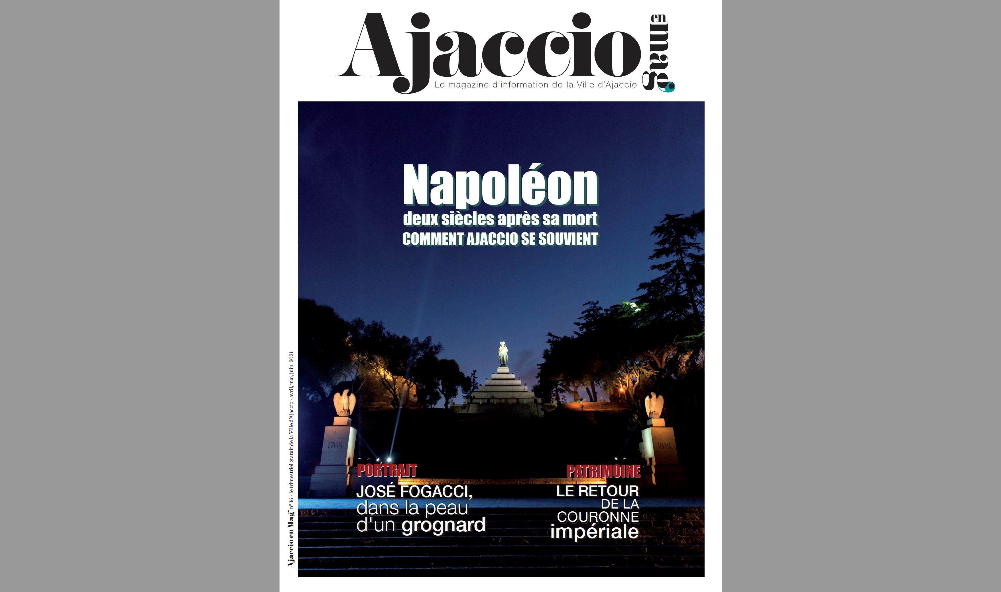 Lisez Ajaccio en Mag' #16