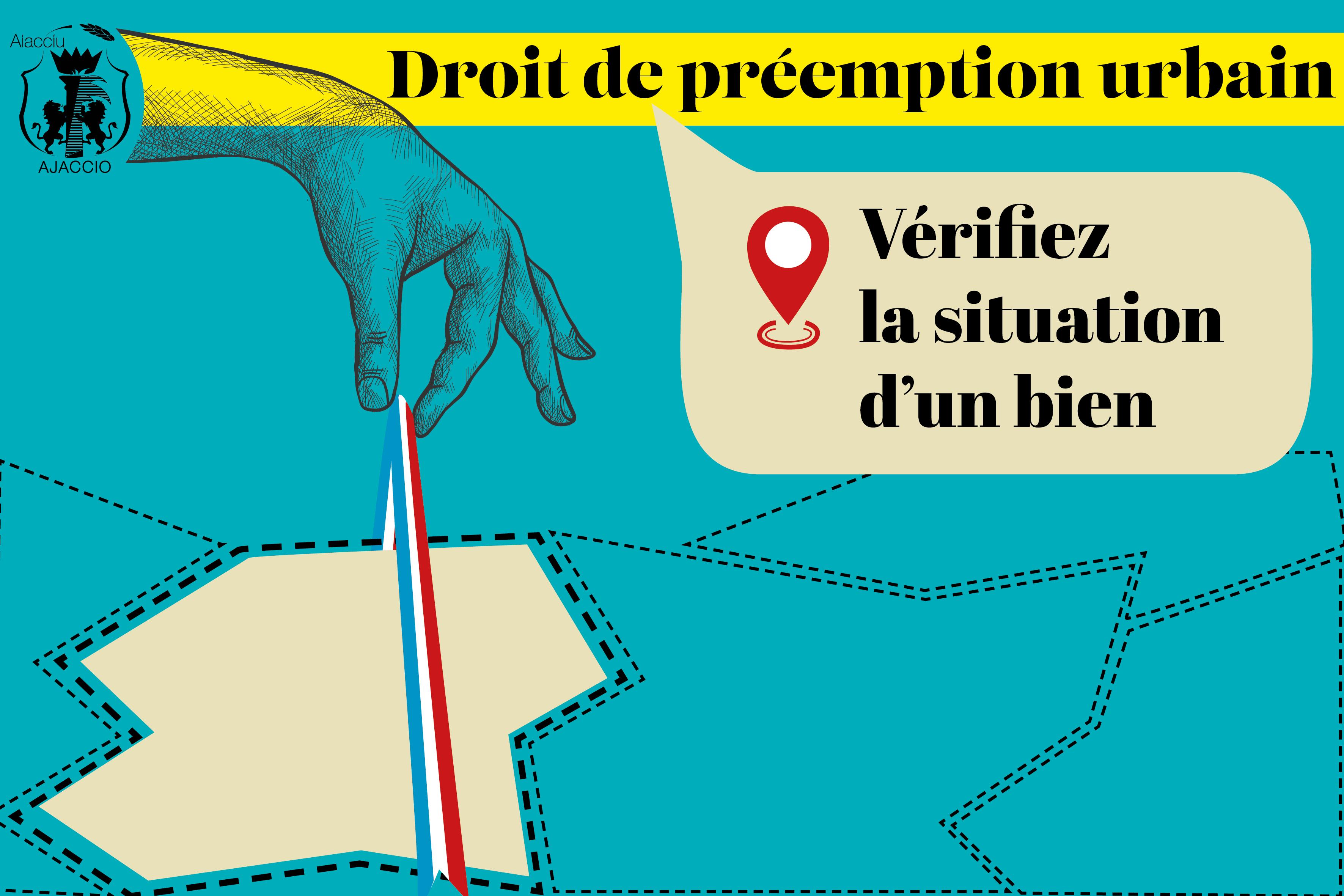 Droit de préemption, un outil pour connaître la situation d'un bien