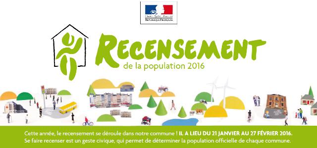 Le recensement de la population à Ajaccio du 21 janvier au 27 février 2016