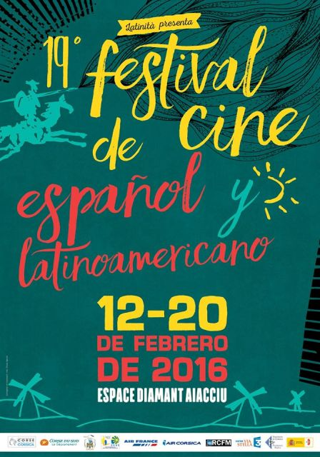 Festival du cinéma espagnol et latino americain 2016