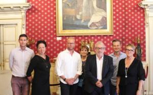 Rencontre de parlementaires Suédois jeudi 18 Août 2016