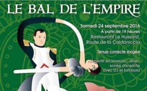 La Maison des Aînés danse au «Bal de l'Empire» Samedi 24 Septembre
