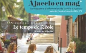 """""""Ajaccio en Mag"""" à feuilleter"""
