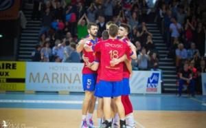 Volley : Ajaccio / Sète