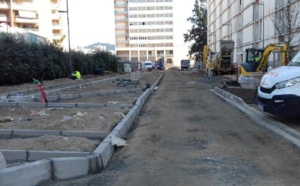 Travaux PRU Cannes et Salines - Point de situation