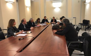 3ème comité de pilotage du Conseil local en santé mentale