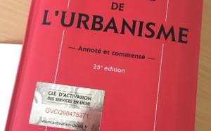 Affichage des autorisations d'urbanisme sur le terrain, modification du code de l'urbanisme à compter du 01/07/2017