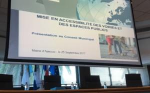 La Ville approuve son plan de Mise en Accessibilité de la Voirie et des Espaces Publics (PAVE)