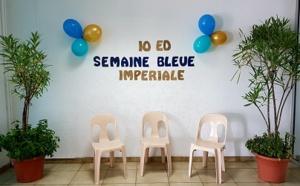Lancement de la  Semaine Bleue Impériale 2017