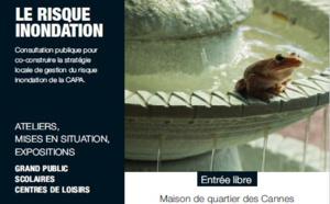 La Ville d'Ajaccio partenaire de la CAPA dans le cadre des journées de consultation publique de  la Stratégie Locale de Gestion du Risques d'Inondation