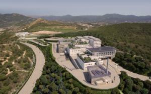 Zoom sur le futur Hôpital d'Ajaccio