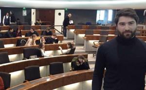 Première assemblée plénière publique du CMJ de l'année