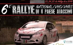 Rallye du Pays Ajaccien du 23 au 25 mars
